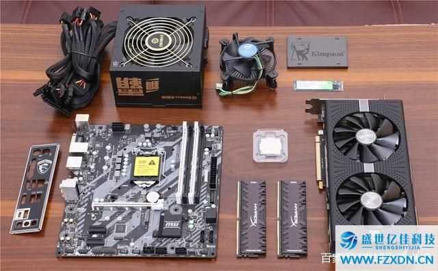 福州如何自己装机 电脑装机  自己组装电脑教程 电脑硬件安装