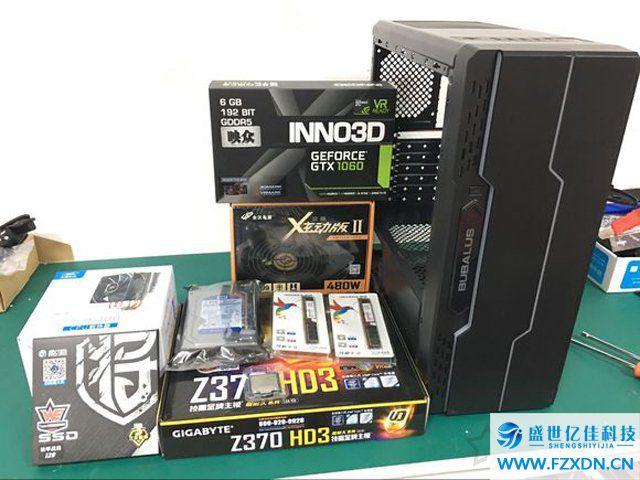 福州上门组装电脑 上门装机 电脑系统安装 自己购买配件专业安